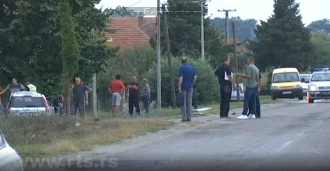 Nesreća kod Smedereva, jedna osoba poginula