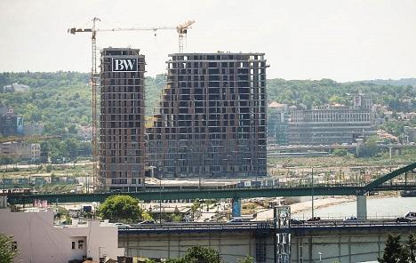Nesreća na gradilištu Beograda na vodi: Dva radnika poginula nakon pada sa 17. sprata