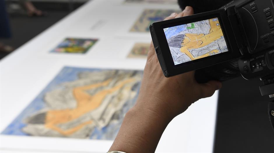 Nestala Klimtova slika nadjena u ormanu pokojne penzionerke
