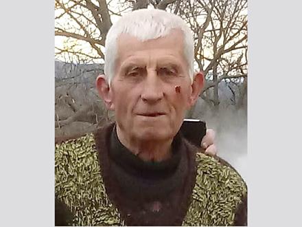 Nestao Rista Jović, porodica moli za pomoć