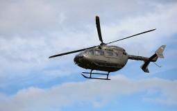 Nestao ruski helikopter u Irkutsku