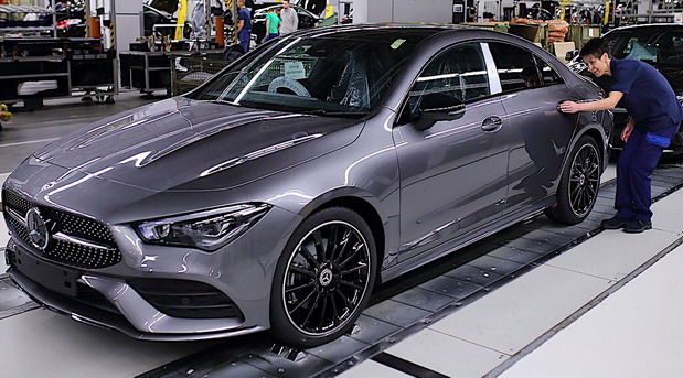 Nestašica čipova zaustavila Daimler
