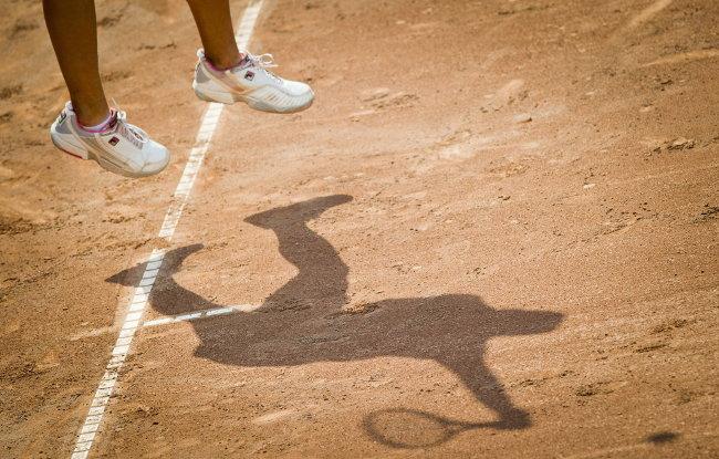 Nestvarno, tuča teniserki!
