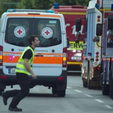 Nesvakidašnja scena u Bitolju: Čovek je nepomično ležao na trotoaru, a malo kasnije PRETUKAO lekara Hitne pomoći