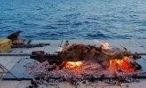 Nesvakidašnji prizor na zadarskoj rivi: Nisu dagnje, nego jagnje