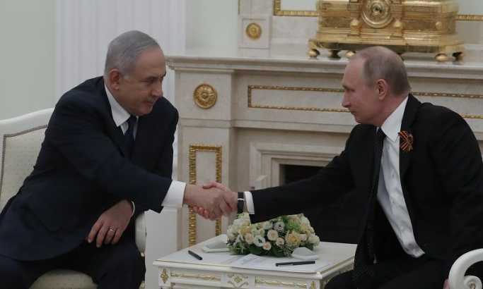 Netanjahu Putinu: Nećemo da rušimo Asada, ali...