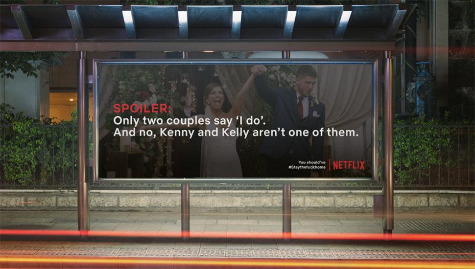 Netflix ipak nije postavio bilborde sa spojlerima