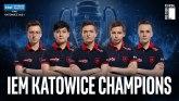 Neverovatni Gambit savladao Virtus Pro u finalu IEM Katowice turnira