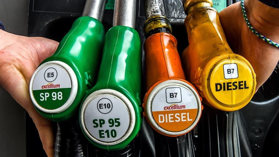 New markings for fuel in Serbia