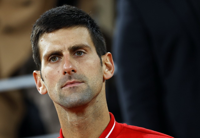 Nezainteresovani Novak, drugi poraz ove sezone!