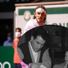 Ni Federer, ni Nadal, sad je ON prepreka za Novaka! Deda mu je bio OLIMPIJSKI ŠAMPION i ne pamtimo ga po dobru: Nije GRK, niti je TENISER, a ima i poštansku marku