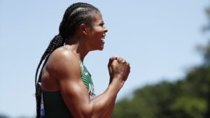 Nigerijska atletičarka diskvalifikovana sa OI zbog dopinga