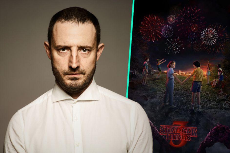 Nikola Đuričko dobio ulogu u popularnoj Netflix seriji