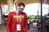 Nikola Jokić stigao u Orlando FOTO