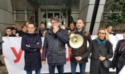 Nikola Jovanović: Upozoravam SNS da ne zloupotrebljava policiju u obračunu sa opozicijom