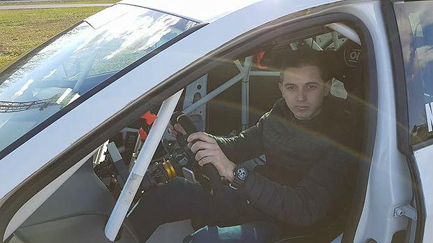 Nikola Miljković vozi u Monci na kupu TCR Italije