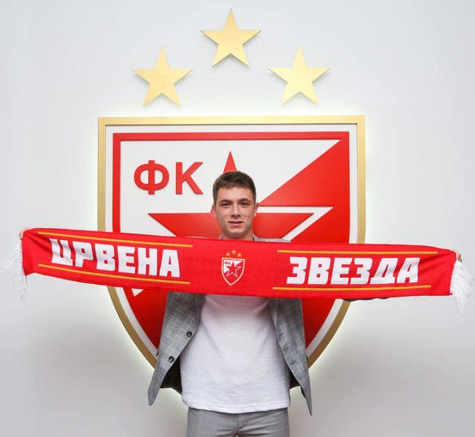 Nikola Stanković produžio ugovor sa Zvezdom