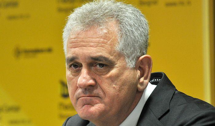 Nikolić: Pozvao sam papu da dođe, ali samo uz saglasnost SPC