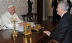 Nikolić: Rekao sam - Papa ne može da dođe bez odobrenja SPC