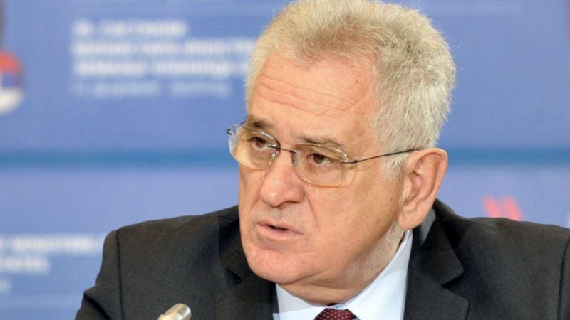 Nikolić: U pripremi zajednički Plan bilateralne saradnje Srbije i Kine