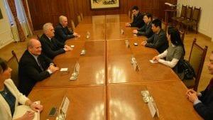 Nikolić: Uskoro Plan bilateralne saradnje Srbije i Kine
