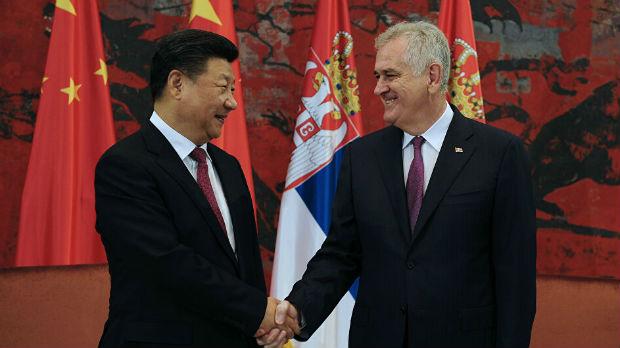 Nikolić dobio pismo zahvalnosti predsednika Kine