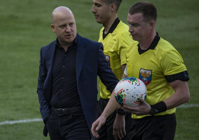 Poraz Nikolića u borbi za trofej  Zenit se osvetio Lokomotivi