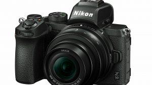 Nikon predstavio Z 50