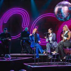 Nina Badrić i Dženan prvi put u duetu, uz prizvuk Evrovizije koji donosi Hurricane – ove subote u Studiju