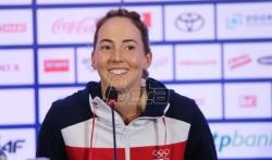 Nina Stojanović u drugom kolu olimpijskog turnira
