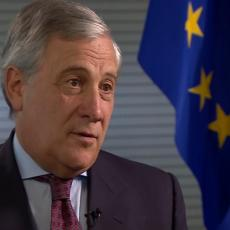 Nisam hteo nikog da uvredim Predsednik Evropskog parlamenta nakon današnje SVOJE IZJAVE izrazio žaljenje