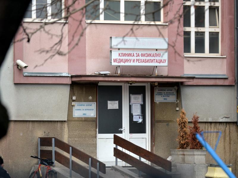 Niška Klinika za rehabilitaciju posle 5 meseci bez kovid pacijenata