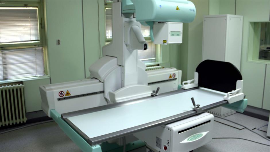 Niška Vojna bolnica dobila novu opremu za radiologiju