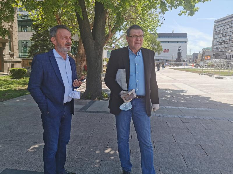 Niška opozicija: Vlast na Trgu sebi gradi politički nadgrobni spomenik