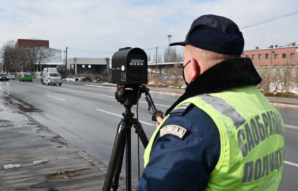 Niška policija otkrila 1.713 prekršaja, 22 vozača vozila pod dejstvom alkohola