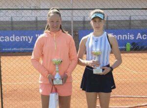 Niška teniserka Anja Stanković osvojila i međunarodnu titulu