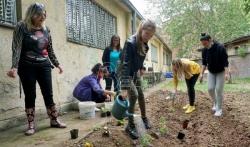Niški gimnazijalci recikliraju užinu i prave organsku baštu