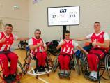 Niški košarkaši u kolicima osvojili bronzu na prvom turniru u basketu 3 na 3