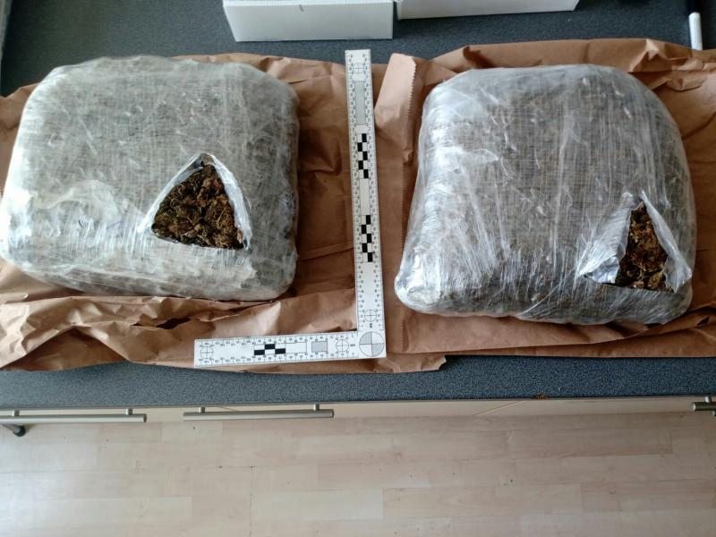 Nišlija uhapšen sa 2 kilograma marihuane na autobuskoj stanici