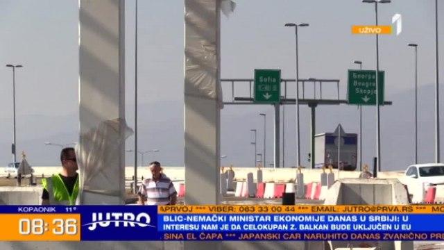 Nišlije neće plaćati vožnju auto-putem oko grada: Dobiće besplatne kartice VIDEO