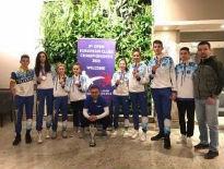 Nišlijke evropske prvakinje u tekvondou