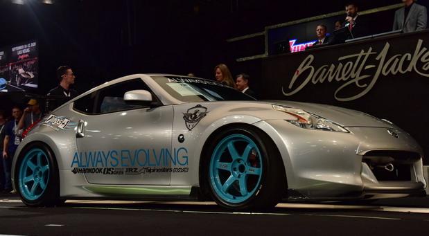 Nissan 370Z iz filma Fast & Furious prodat za 105.600 dolara