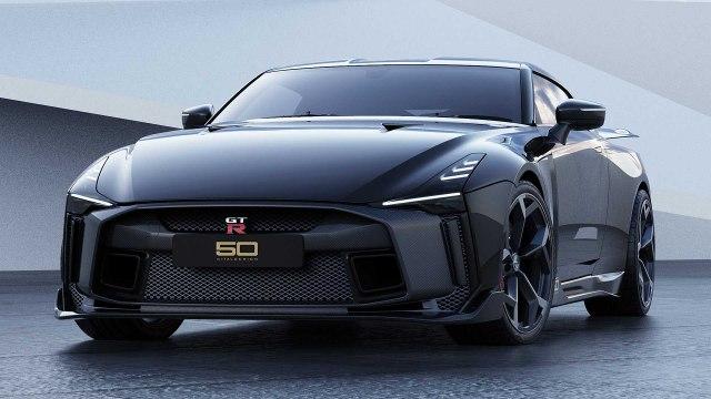 Nissan GT-R50 za samo 50 bogatih srećnih FOTO