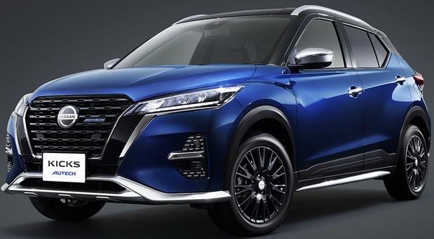 Nissan Kicks Autech