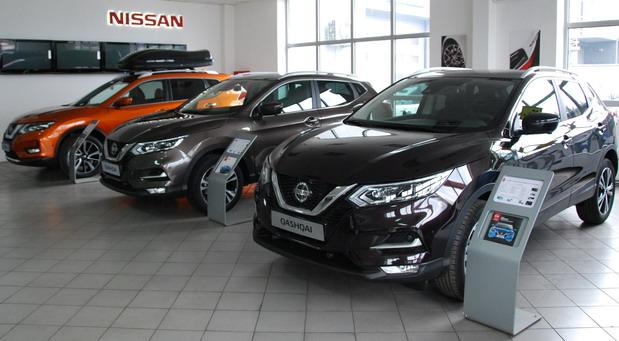 Nissan Qashqai je lider u C-SUV segmentu u Srbiji