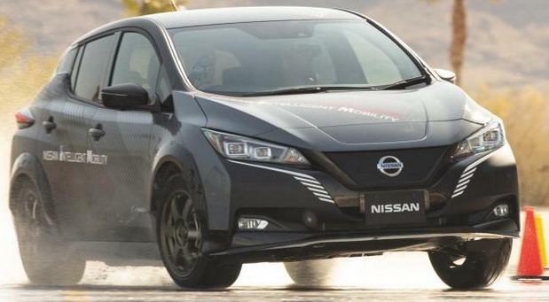 Nissan e-4ORCE: nova twin motor all-wheel-control tehnologija
