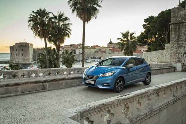 Nissan predstavlja novu Micru u Dubrovniku