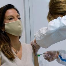 Ništa ne boli, nemam nikakvu nelagodu: Ministarka Obradović primila vakcinu Sinofarm