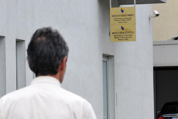 Ništa od ukidanja Komisije za koncesije BiH