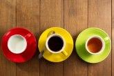 Niste ni znali, a evo šta određuje da li više volite čaj ili kafu